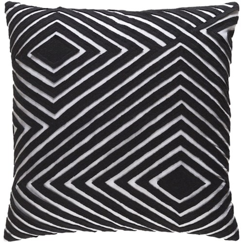 Surya Denmark 20 x 20 x 4 Pillow Kit