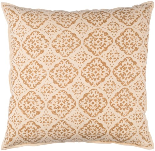 Surya D'orsay 20 x 20 x 0.25 Pillow Cover