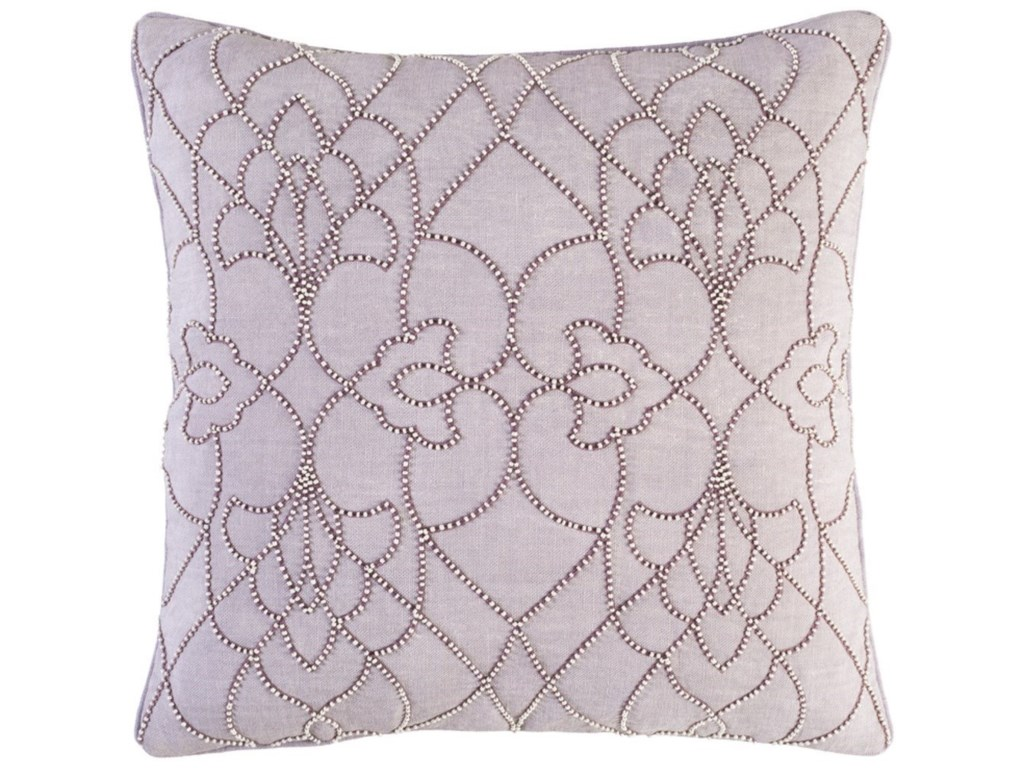 Surya Dotted PirouettePillow