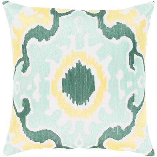 Surya Effulgence 22 x 22 x 5 Pillow Kit