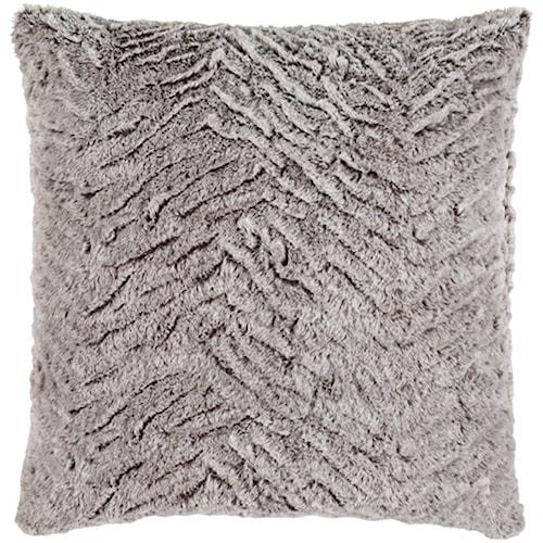 Surya Felina 18 x 18 x 0.25 Pillow Cover