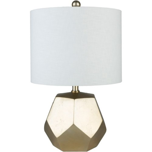 Surya fielding 13 x 13 x 21 5 table lamp