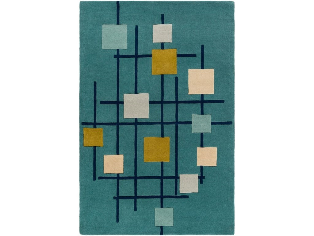Surya Forum6' Square Rug