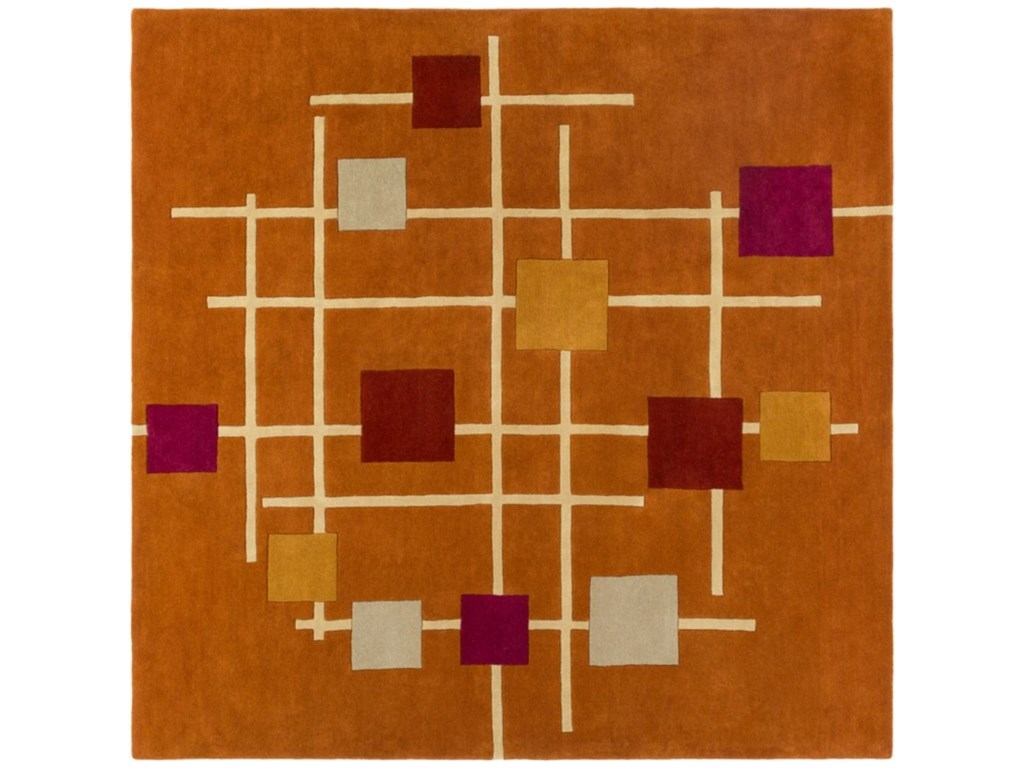 Surya Forum8' Square Rug