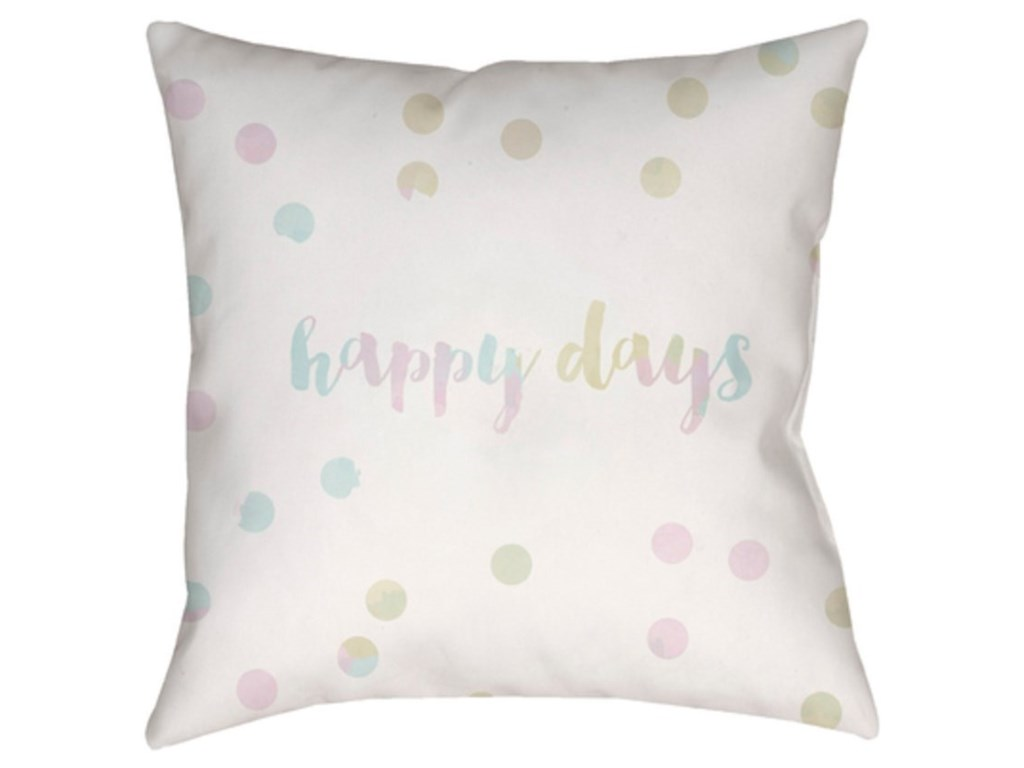 Surya Happy DaysPillow