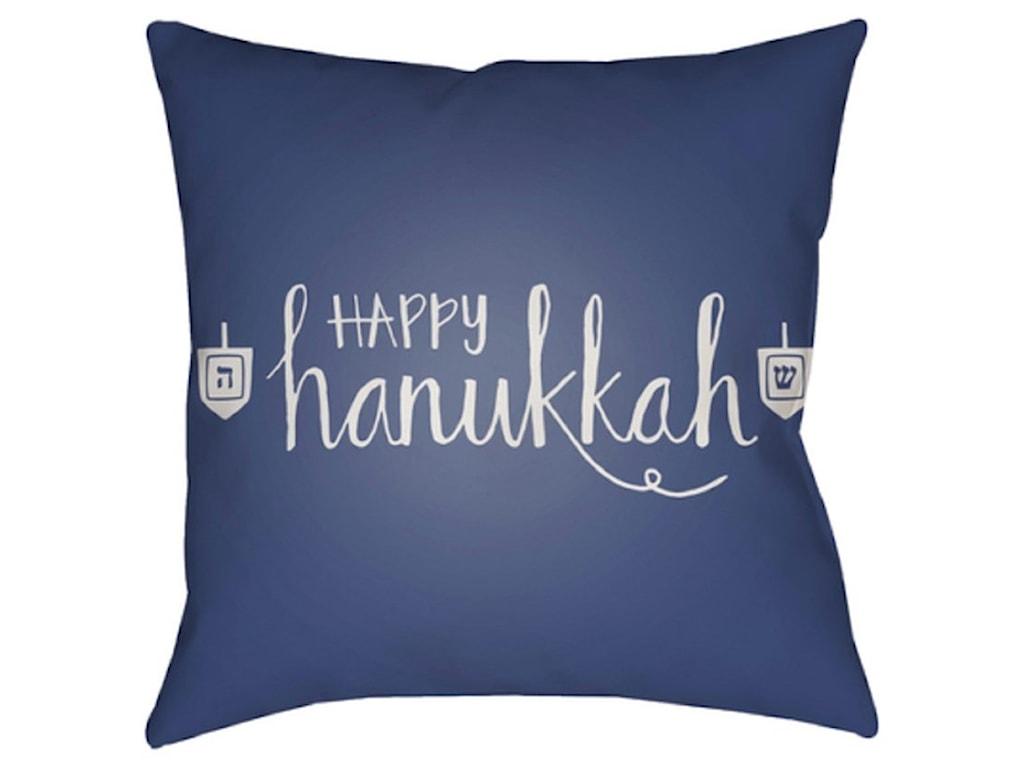 Surya Happy HannukahPillow