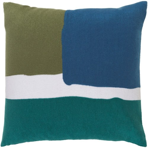 Surya Harvey 20 x 20 x 4 Pillow Kit