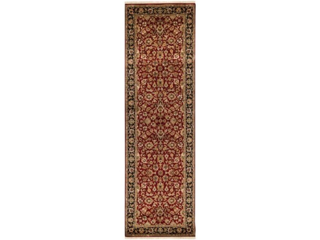 Surya Heirloom3' x 12' Rug