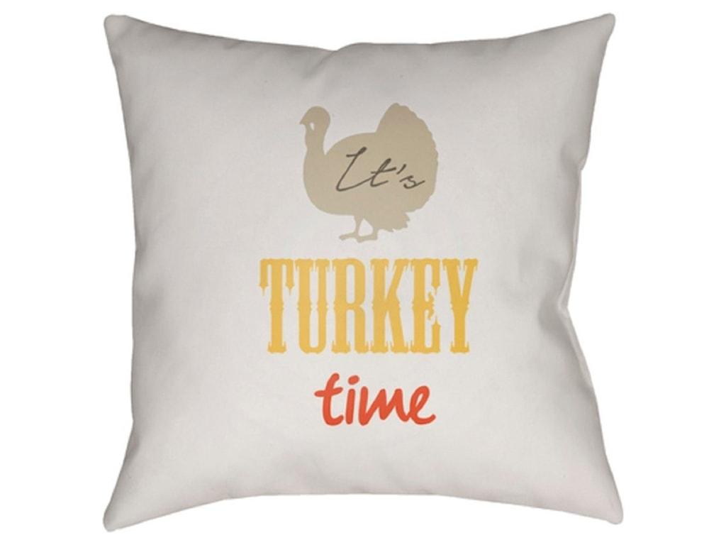 Surya Its Turkey TimePillow