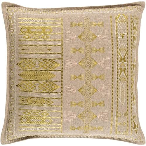 Surya Jizera 18 x 18 x 4 Pillow Kit