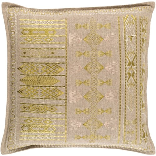 Surya Jizera 18 x 18 x 4 Pillow Kit