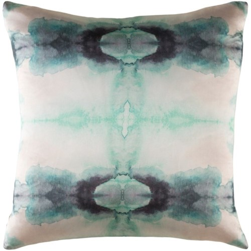 Surya Kalos 18 x 18 x 4 Pillow Kit