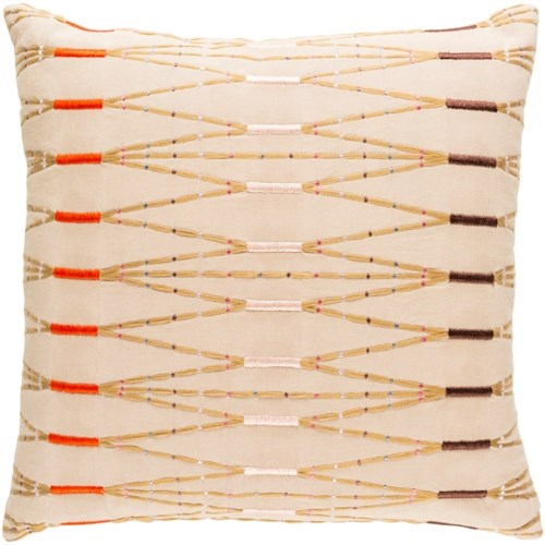 Surya Kikuyu 20 x 20 x 4 Pillow Kit