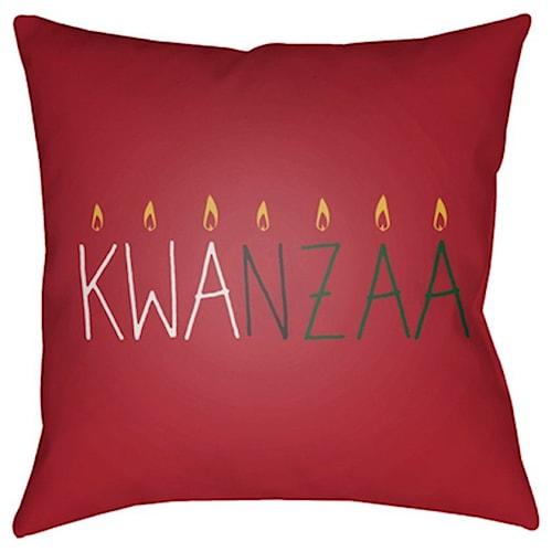 Surya Kwanzaa II 18 x 18 x 4 Made to Order