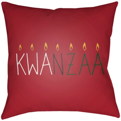 Surya Kwanzaa II 18 x 18 x 4 Made to Order