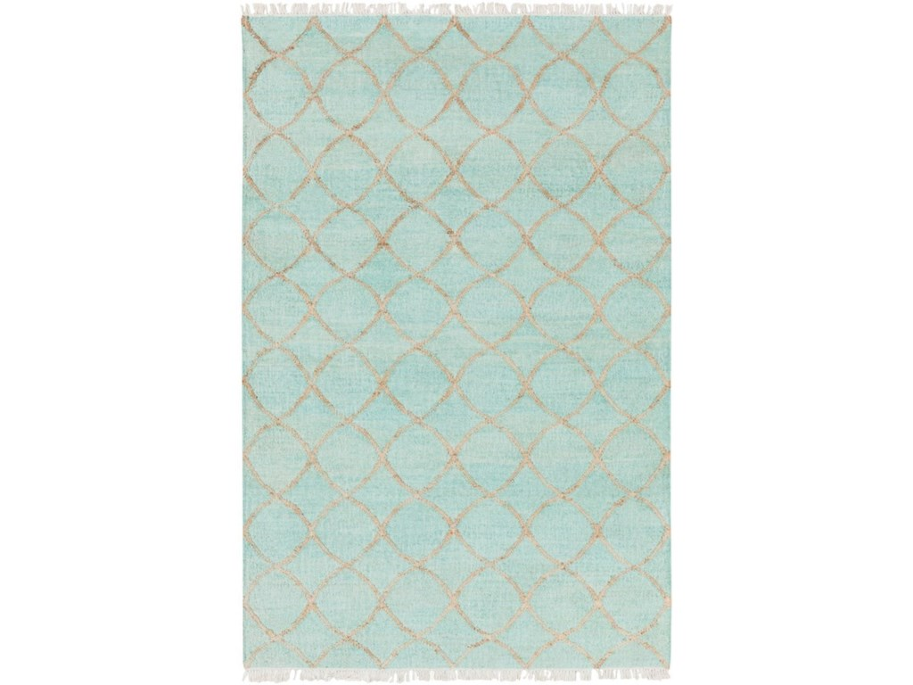 Ruby-Gordon Accents Laural2' x 3' Rug