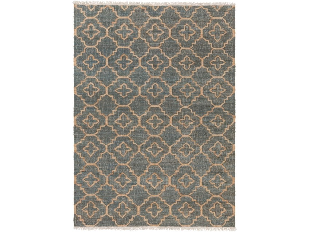 Ruby-Gordon Accents Laural4' x 6' Rug