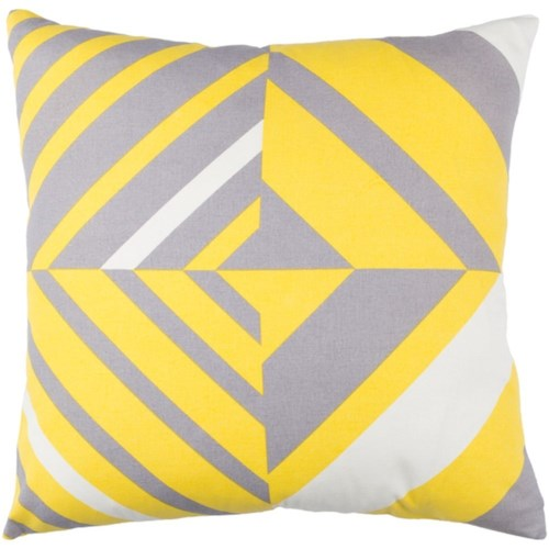 Surya Lina 18 x 18 x 4 Pillow Kit