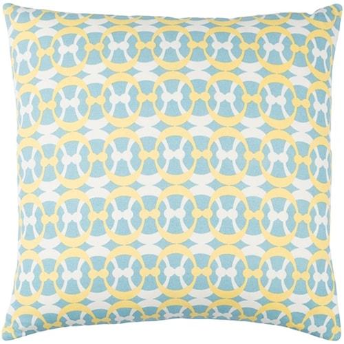 Surya Lina 18 x 18 x 4 Pillow Kit