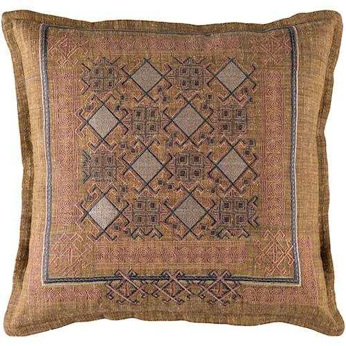 Surya Litavka 22 x 22 x 5 Pillow Kit