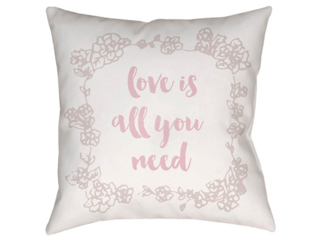 Surya Love All You NeedPillow