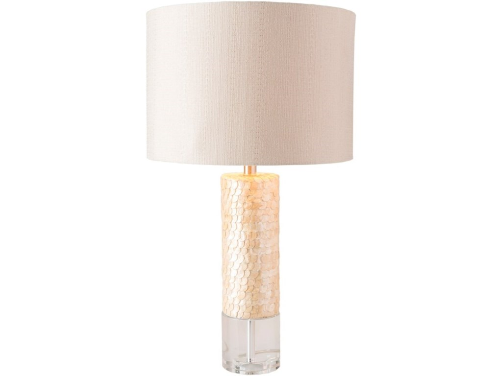 Surya Marco 16 x 16 x 29 Table Lamp   Adcock Furniture   Table Lamps