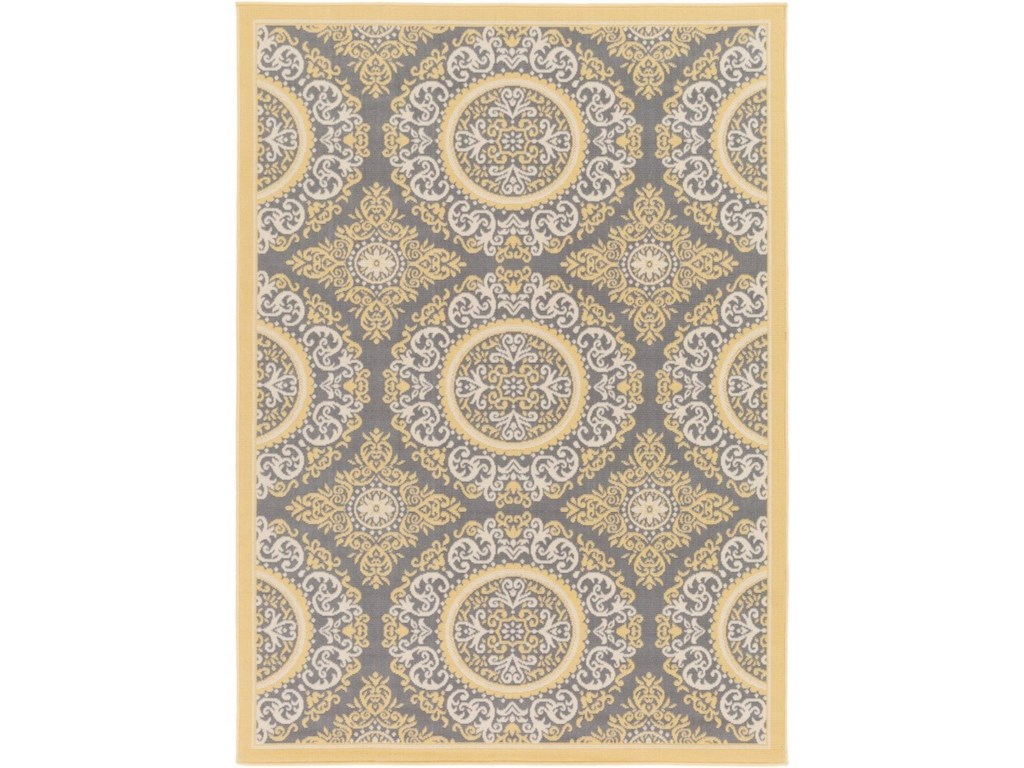 Ruby-Gordon Accents Marina2' x 3' Rug