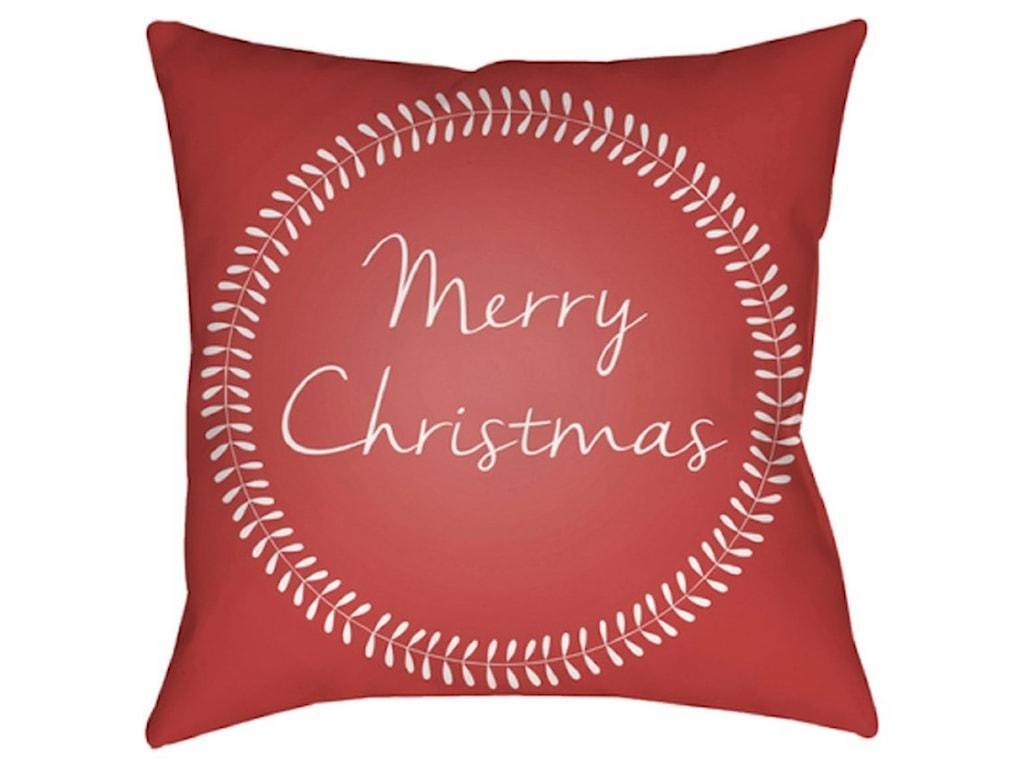 Surya Merry Christmas IIPillow
