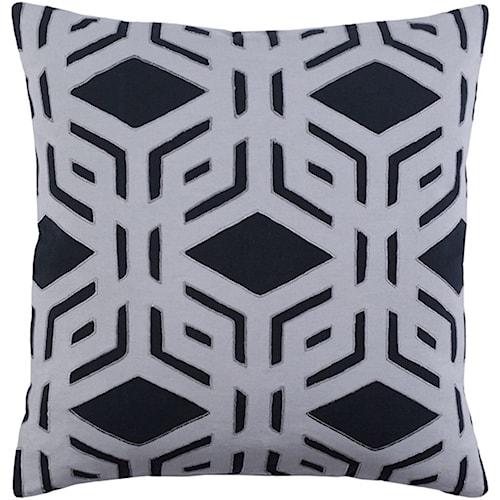 Surya Millbrook 22 x 22 x 5 Pillow Kit