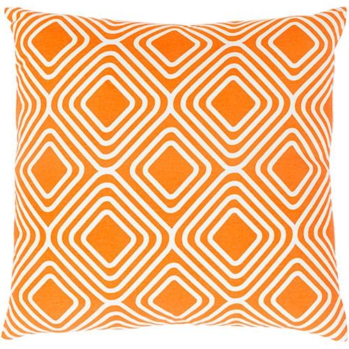 Surya Miranda 22 x 22 x 0.25 Pillow Cover