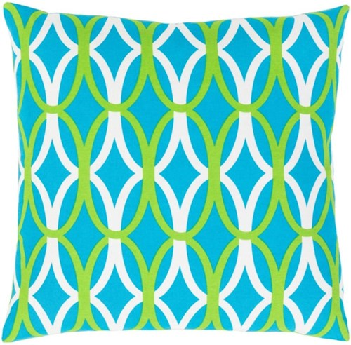 Surya Miranda 22 x 22 x 0.25 Pillow Cover