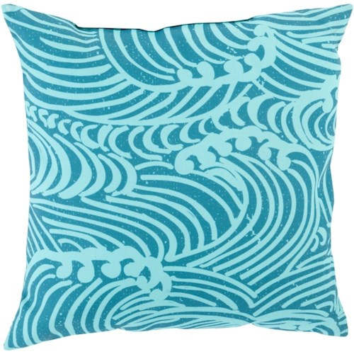 Surya Mizu 20 x 20 x 4 Pillow Kit