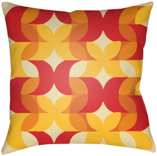 Surya Moderne2 18 x 18 x 4 Made to Order