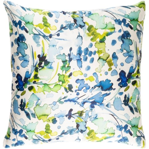 Surya Naida 22 x 22 x 5 Pillow Kit