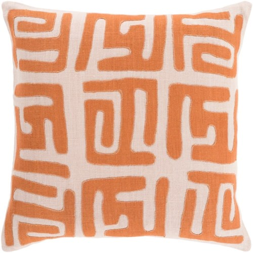 Surya Nairobi 18 x 18 x 4 Pillow Kit