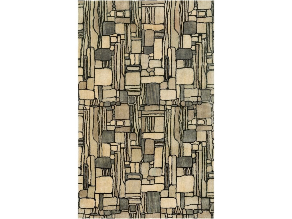 Ruby-Gordon Accents Natural Affinity8' x 10' Rug