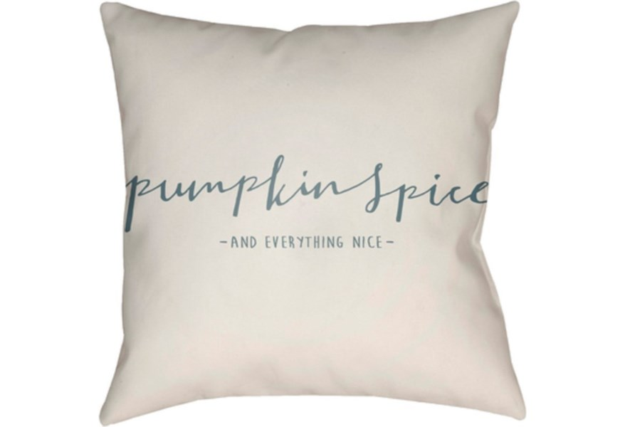 Surya Pumpkin Spice Pkn002 2020 7337 X 19 X 4 Pillow Upper Room Home Furnishings Throw Pillows