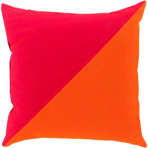 Surya Rain-1 26 x 26 x 5 Pillow Kit
