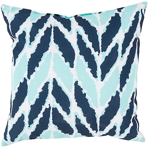 Surya Rain-1 26 x 26 x 5 Pillow Kit