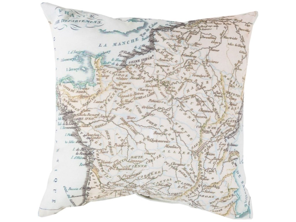 Surya Rain-2Pillow