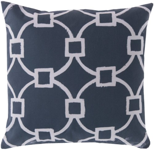 Surya Rain-4 7877 x 19 x 4 Pillow