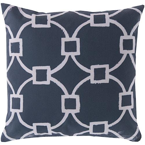 Surya Rain-4 7877 x 19 x 4 Pillow