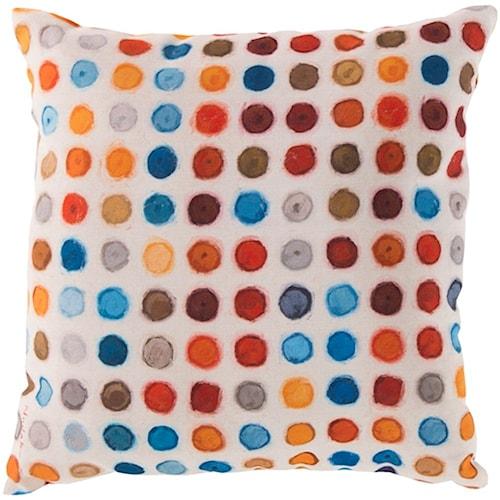 Surya Rain-4 7902 x 19 x 4 Pillow