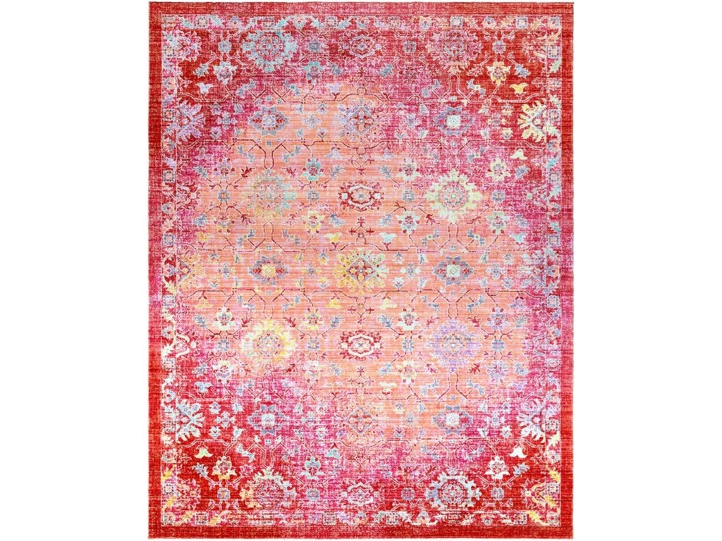 Surya Seasoned Treasures2' x 3' Rug