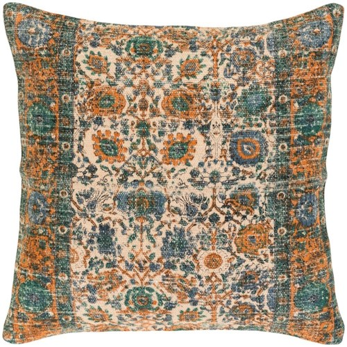 Surya Shadi 30 x 30 x 0.25 Pillow Cover