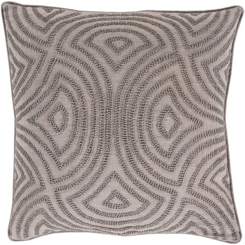 Surya Skinny Dip 20 x 20 x 0.25 Pillow Cover