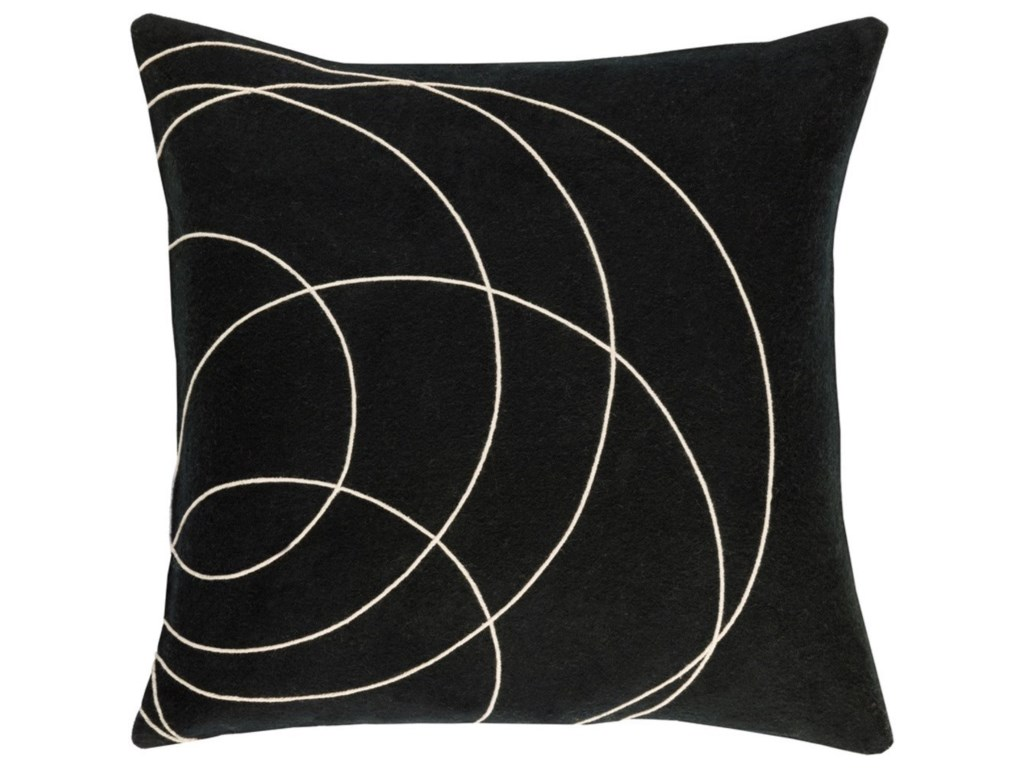 Surya Solid BoldPillow