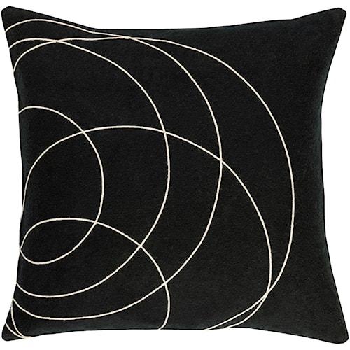 Surya Solid Bold 18 x 18 x 4 Pillow Kit