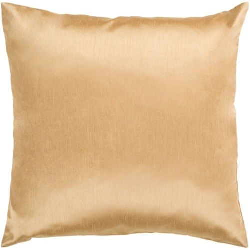 Surya Solid Luxe 18 x 18 x 4 Pillow Kit