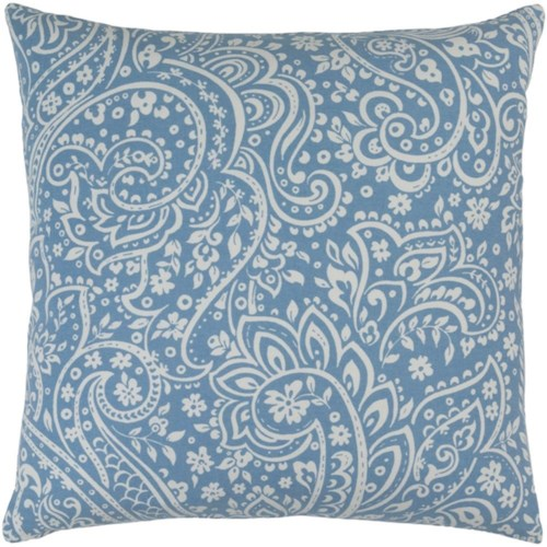 Surya Somerset 18 x 18 x 4 Pillow Kit